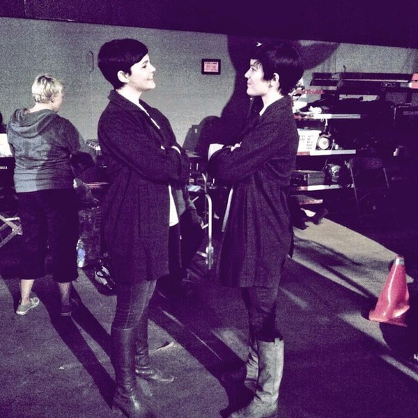 Ginnifer Goodwin, Stunt Double