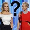 Jennifer Lawrence, Amy Schumer, Question Mark
