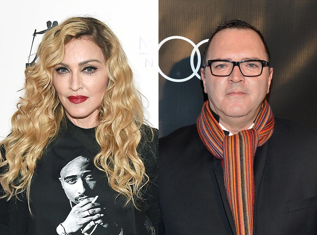 Madonna, Christopher Ciccone