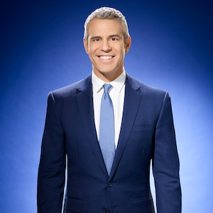 Andy Cohen, Andy Cohen's Then and Now