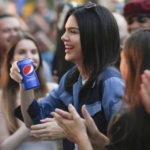 Kendall Jenner, Pepsi