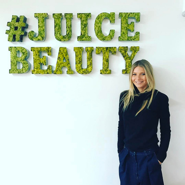 Clean Beauty, Gwyneth Paltrow, Juice Beauty