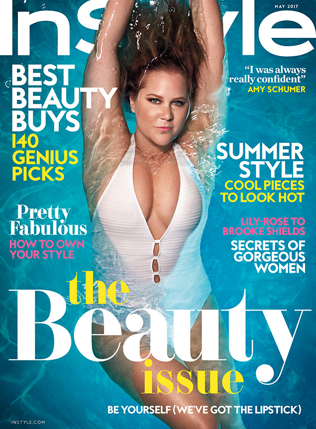 Amy Schumer, InStyle