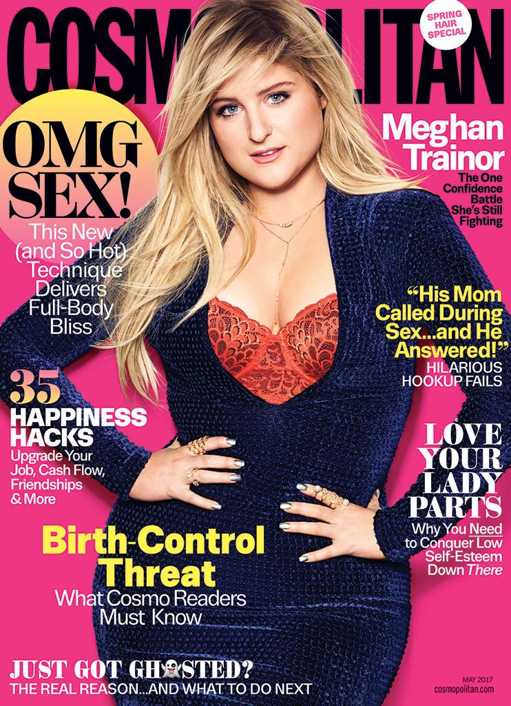 Meghan Trainor, Cosmopolitan