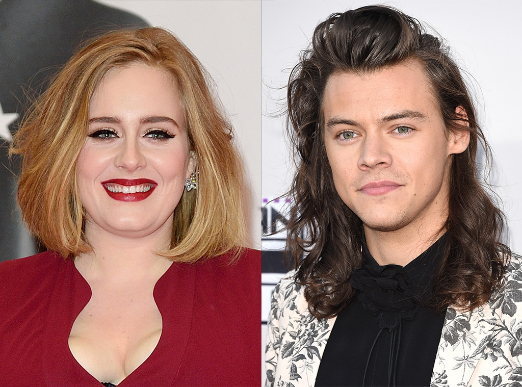 Adele, Harry Styles