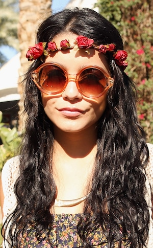 ESC: Festival Hair, Vanessa Hudgens