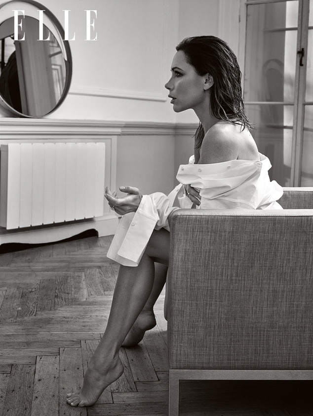 Victoria Beckham, ELLE UK