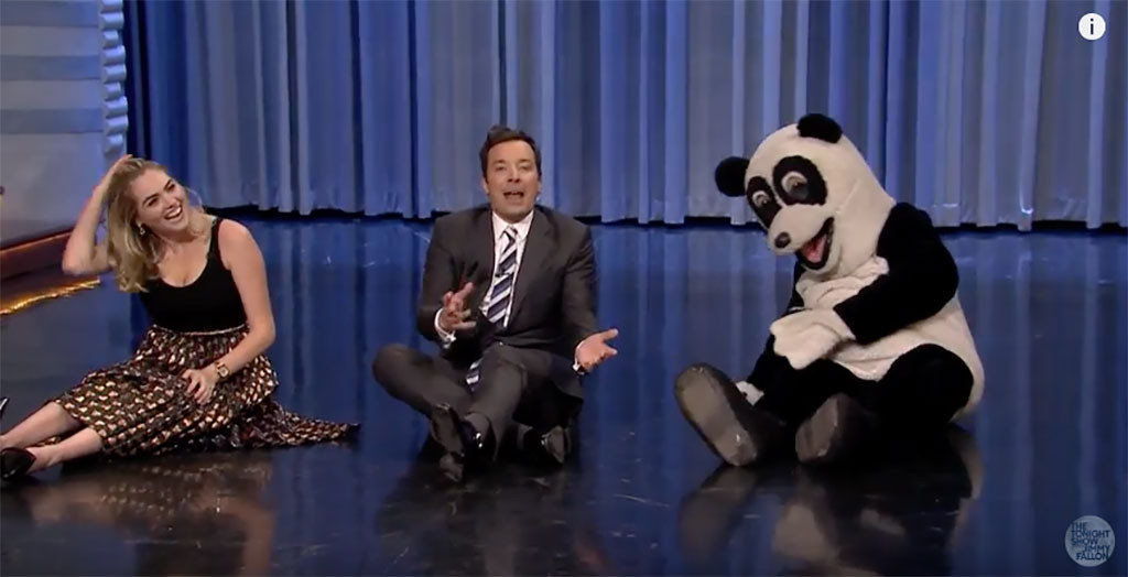 Jimmy Fallon, Kate Upton
