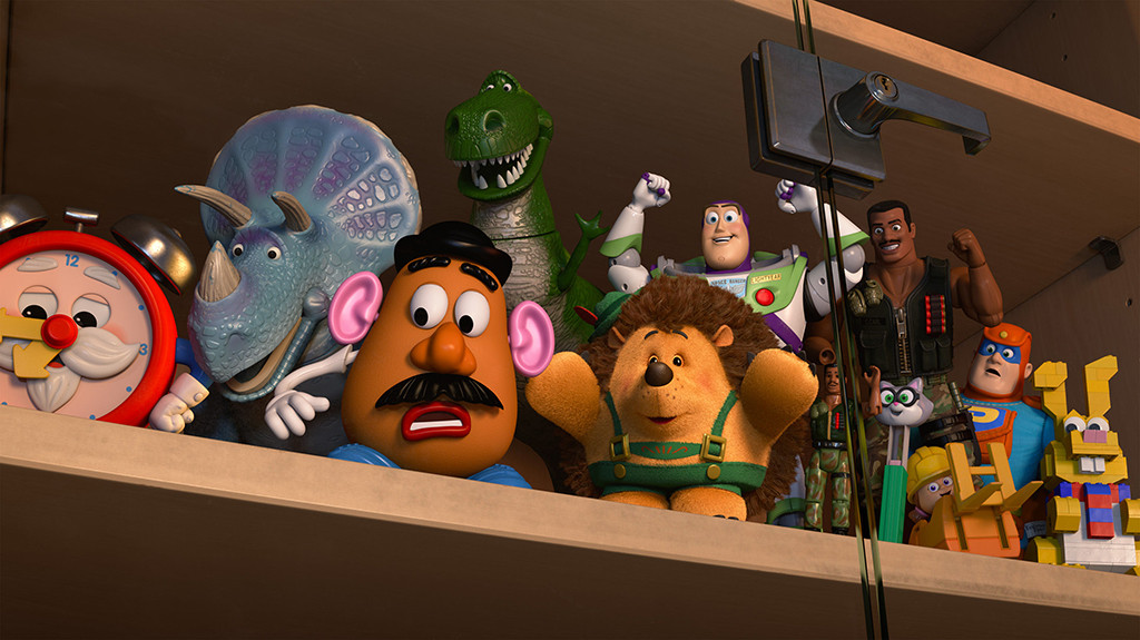 Toy Story Honors Don Rickles The Voice Of Mr Potato Head E News