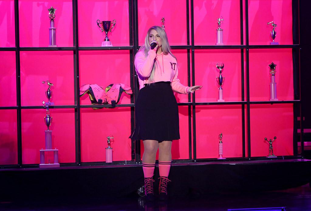 Meghan Trainor, Ellen DeGeneres Show