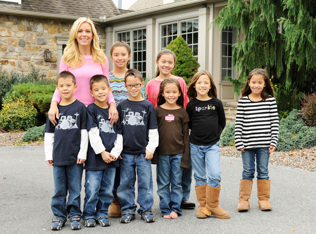 Kate Plus 8, Kate Gosselin, 2014
