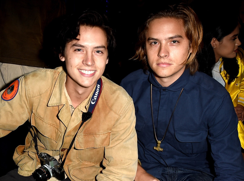Dylan and Cole Sprouse then and now - YouTube |Cole And Dylan Sprouse Then And Now