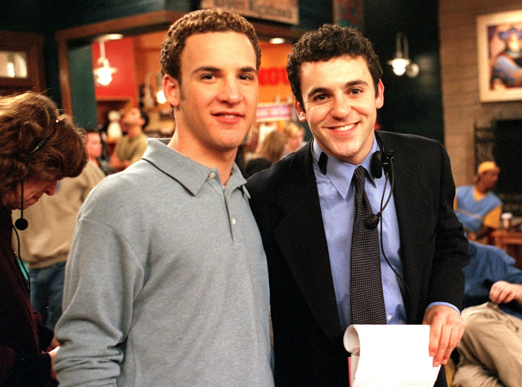 Fred & Ben Savage from Famous Celebrity Brothers   E! News