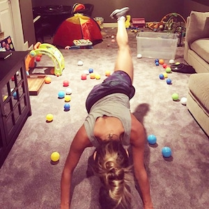 ESC: Jana Workout