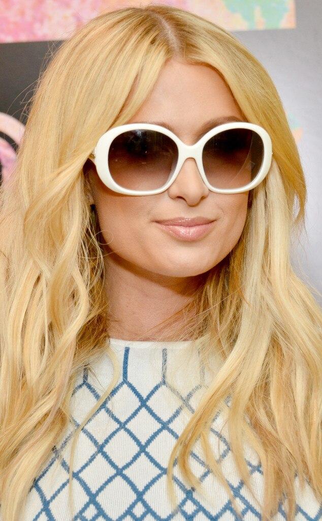 ESC: Festival Hair, Paris Hilton