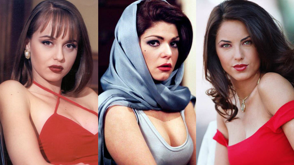 Villanas de telenovelas