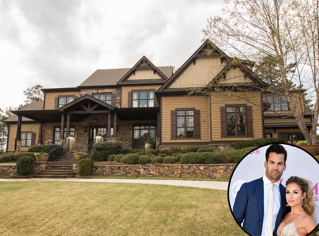 Eric Decker, Jessie James Decker, House, Home