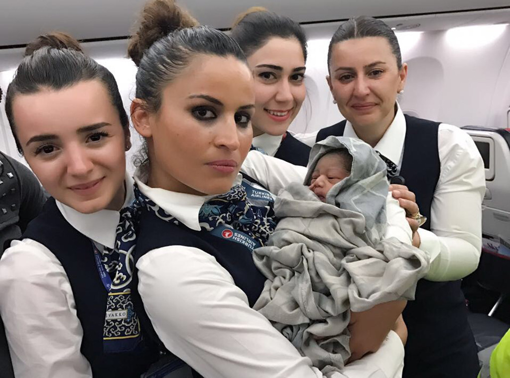 Turkish Airlines, Birth, Diaby Nafi