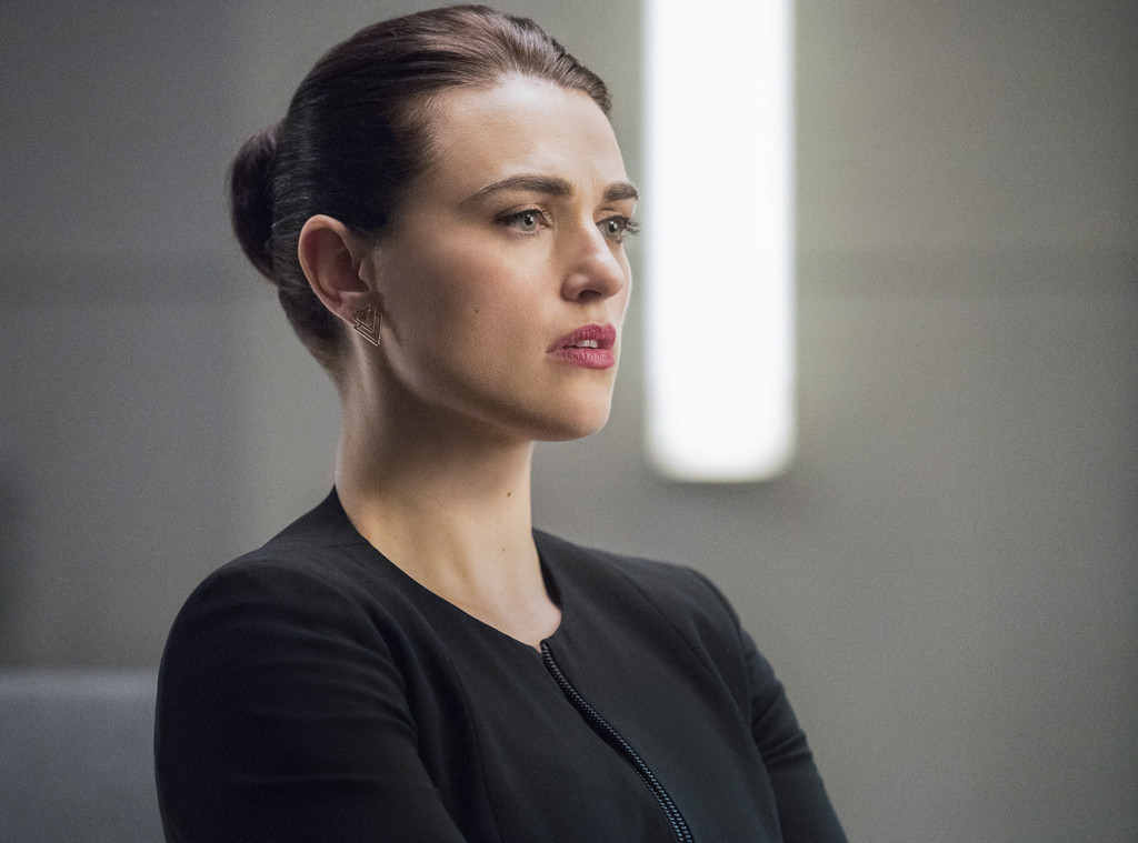 Katie McGrath, Supergirl, Season 2