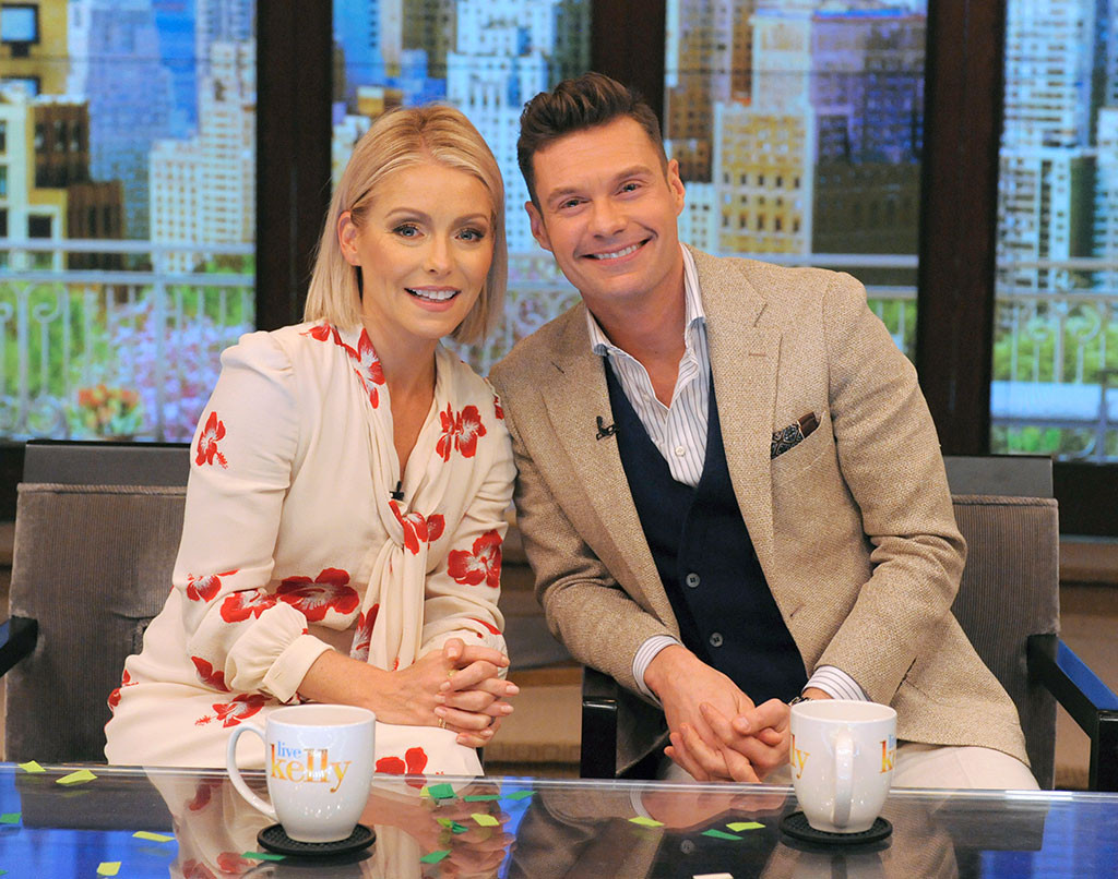 Kelly Ripa, Ryan Seacrest, Live! With Kelly and Ryan