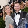 Tom Brady, Gisele Bundchen, 2017 Met Gala Arrivals, Couples