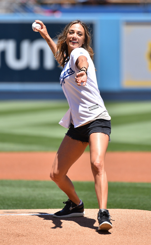 Jana Kramer Reunited With Her Ex-Husband Mike Caussin Over the Weekend | E! News