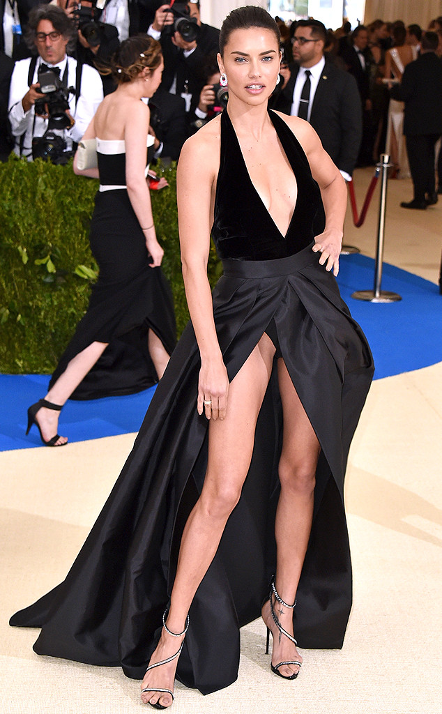 Adriana Lima, 2017 Met Gala, DO NOT USE IN WIDGET
