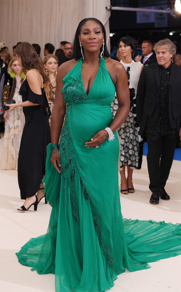 Serena Williams, 2017 Met Gala Arrivals