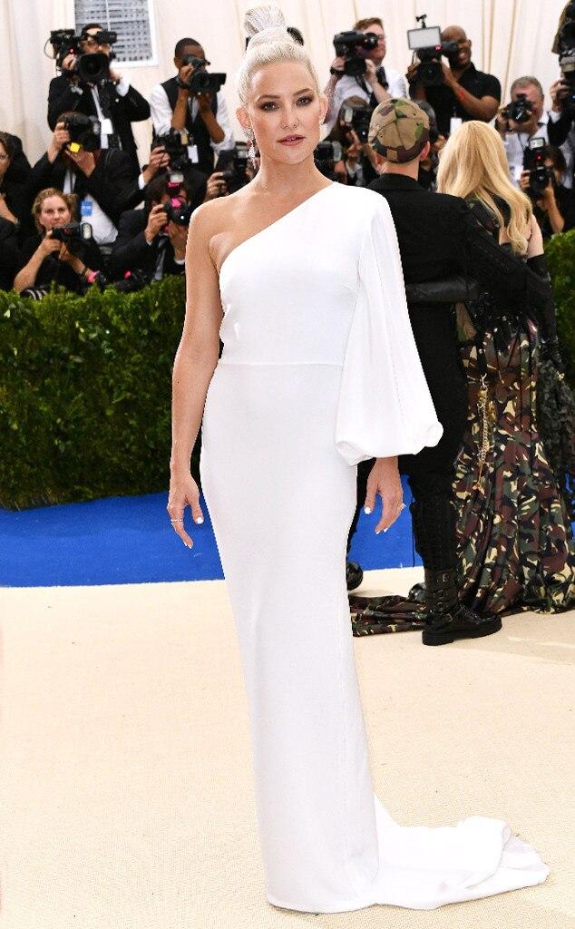 Kate Hudson, 2017 Met Gala Arrivals