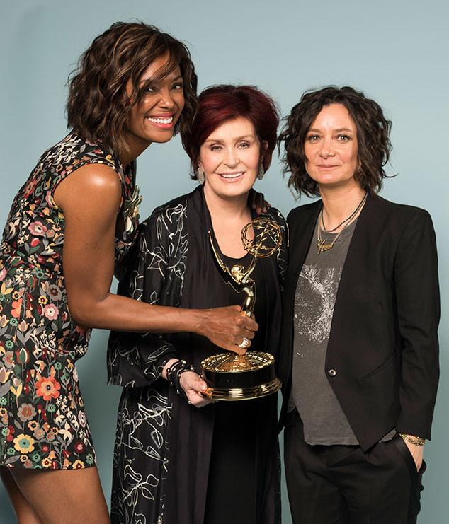 Sharon Osbourne, Sara Gilbert, Aisha Tyler