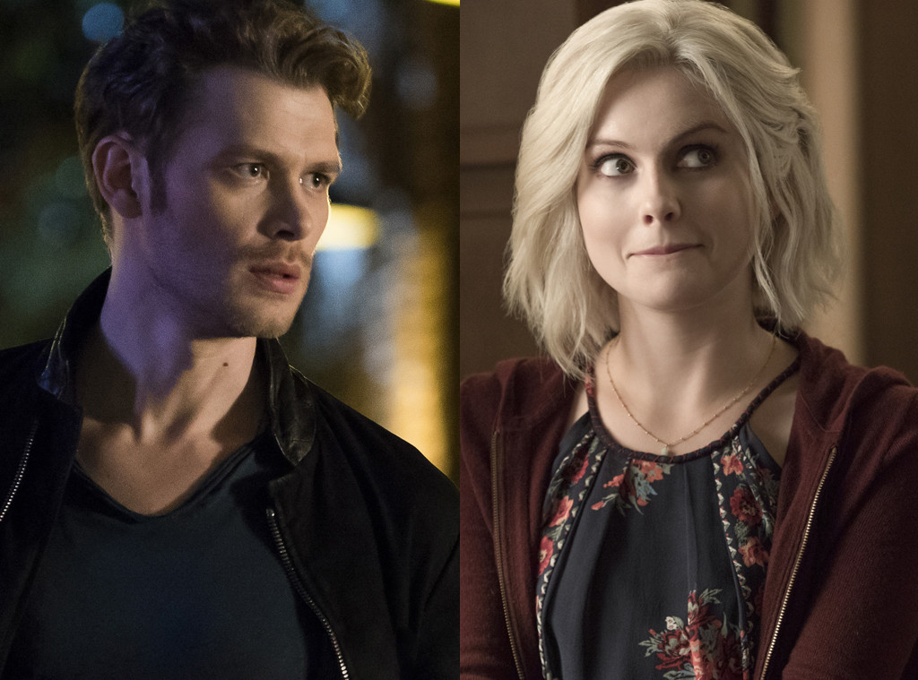 The Originals, iZombie