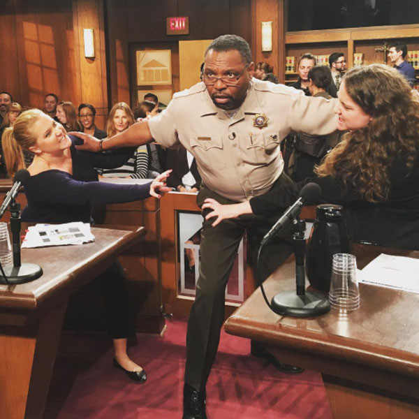 Amy Schumer, Judge Judy