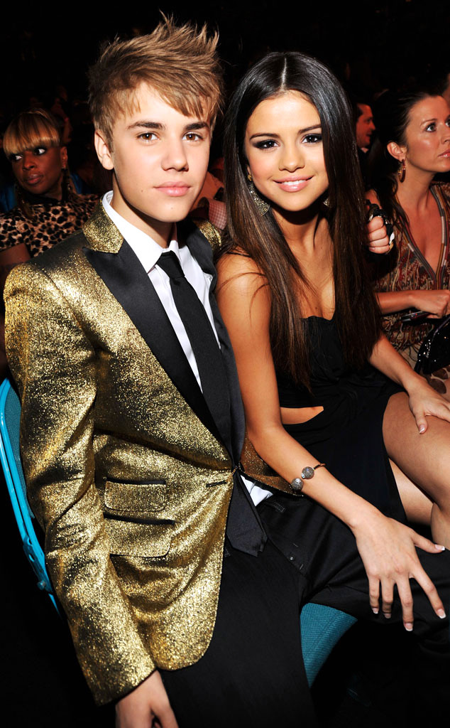 Justin Bieber, Selena Gomez, Billboard Awards