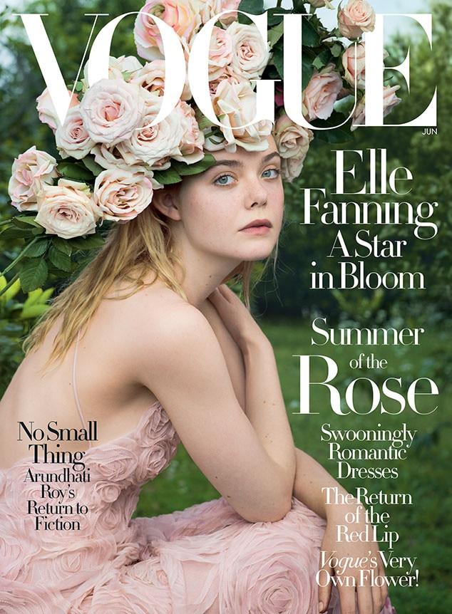 Elle Fanning, Vogue