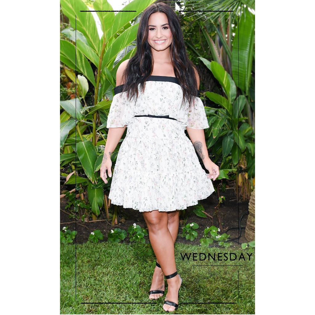 ESC: Demi Lovato, 5 Days