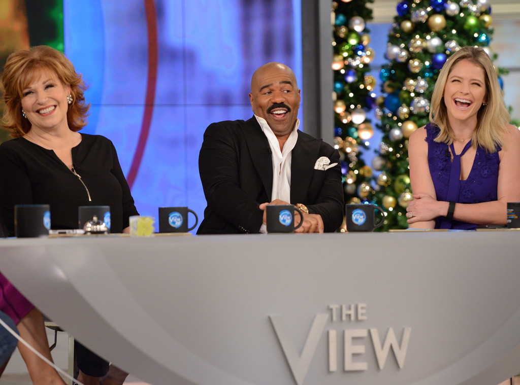 Steve Harvey, The View