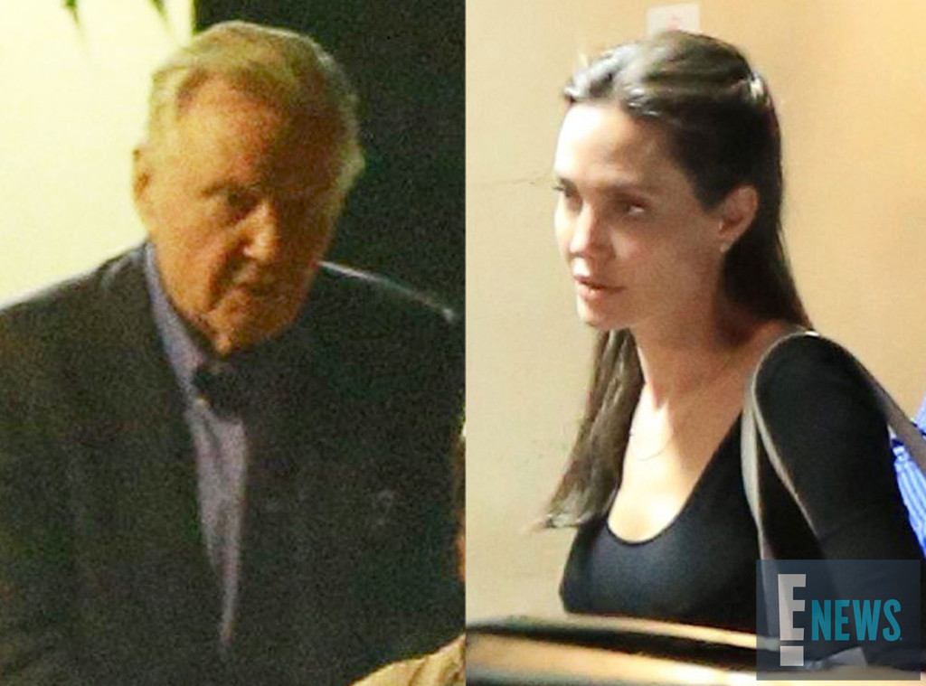 Angelina Jolie, John Voight, EXCLUSIVE