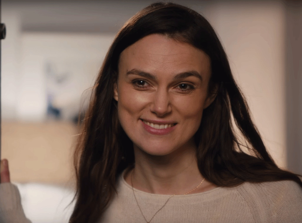 Keira Knightley, Love Actually Reunion