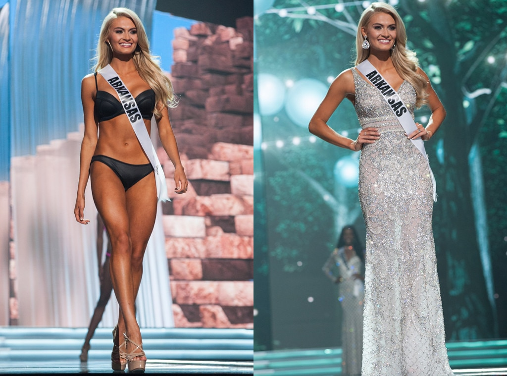 Miss USA, Arynn Johnson, Miss Arkansas USA 2017