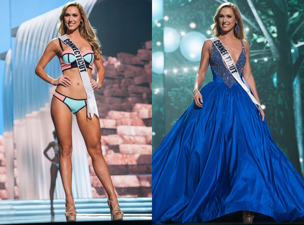 Miss USA, Olga Litvinenko, Miss Connecticut USA 2017