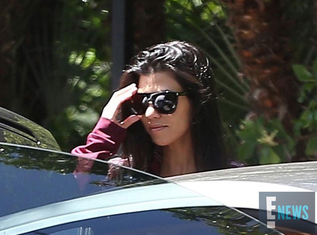 Kourtney Kardashian, Younes Bendjima, EXCLUSIVE