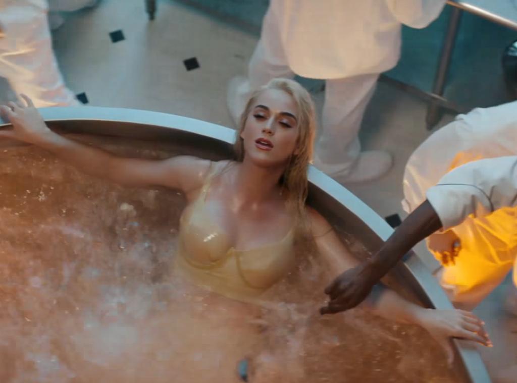 Katy Perry, Bon Appetit