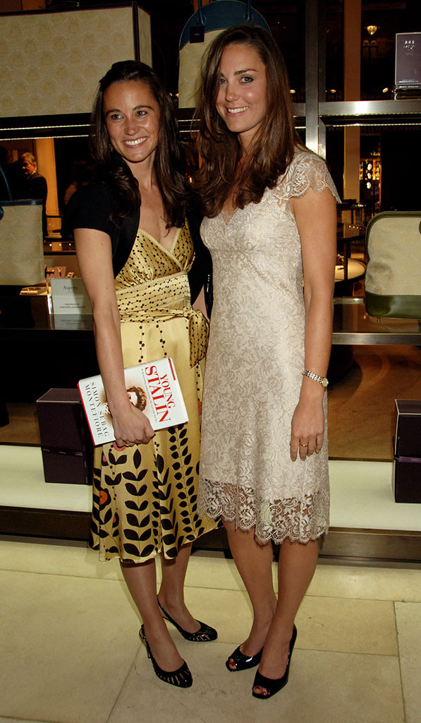 Pippa Middleton, Kate Middleton