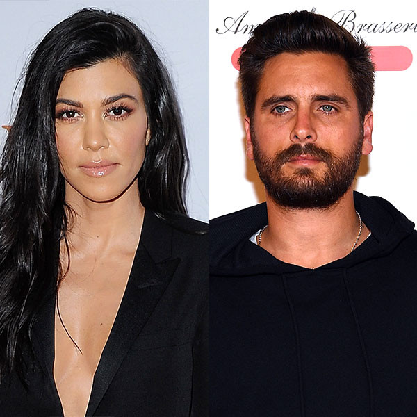 Scott Disick corta contato com Kourtney Kardashian, que