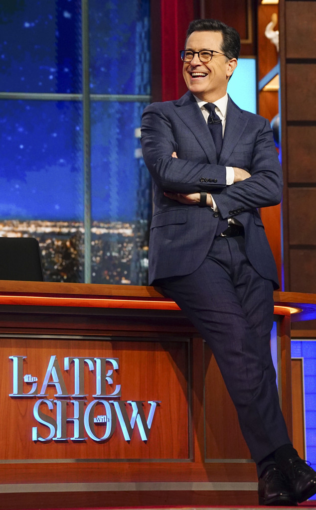 The Late Show Stephen Colbert