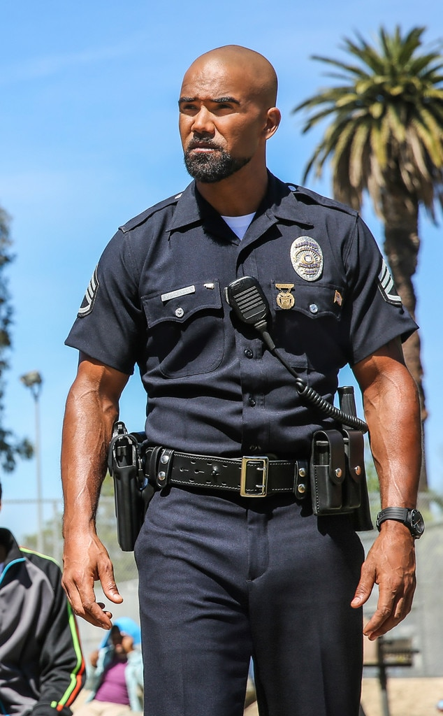 SWAT, S.W.A.T., Shemar Moore