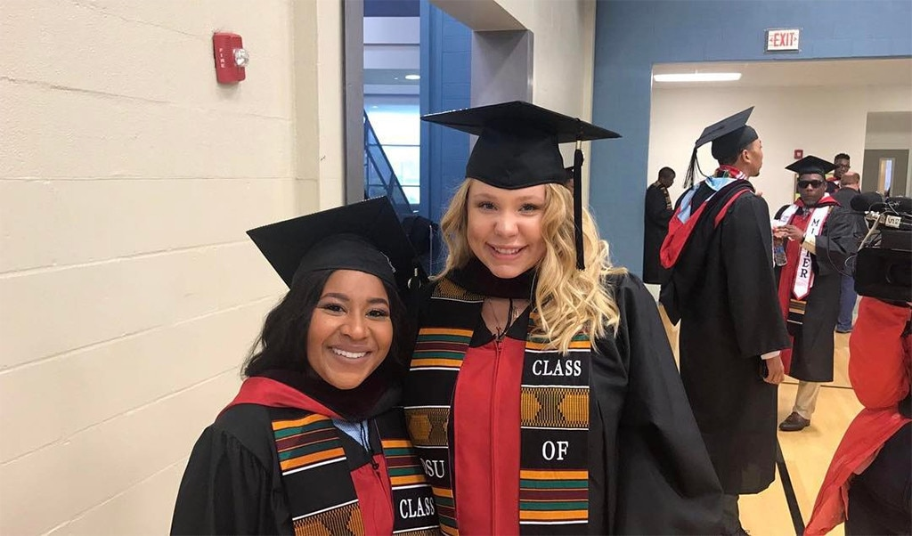 Kailyn Lowry, College Graduation