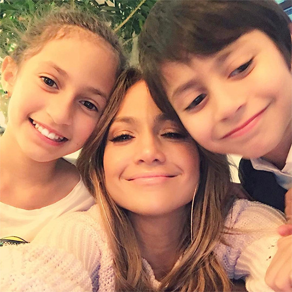 Max and Emme Turn 10! See How Jennifer Lopez and Marc