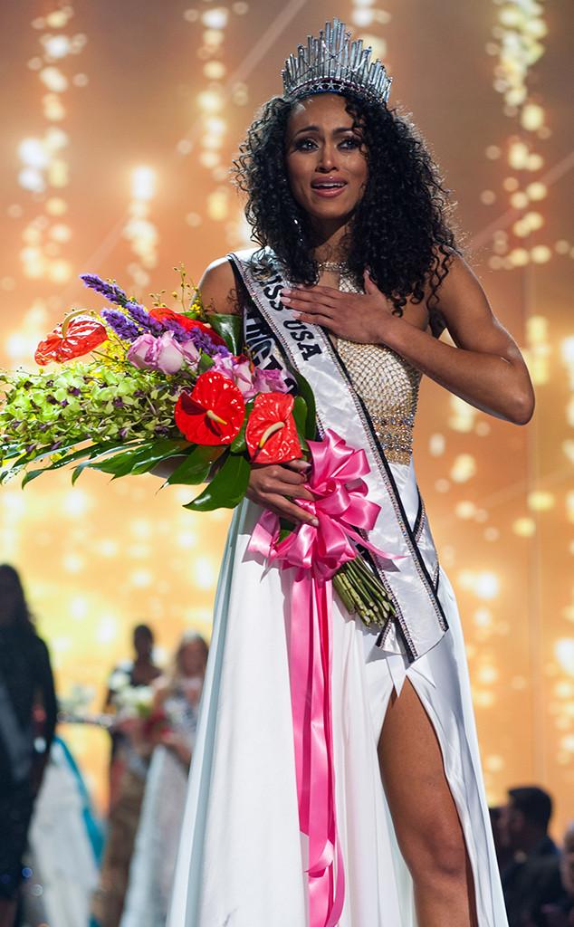 Kára McCullough, Washington DC, 2017 Miss USA, Winner