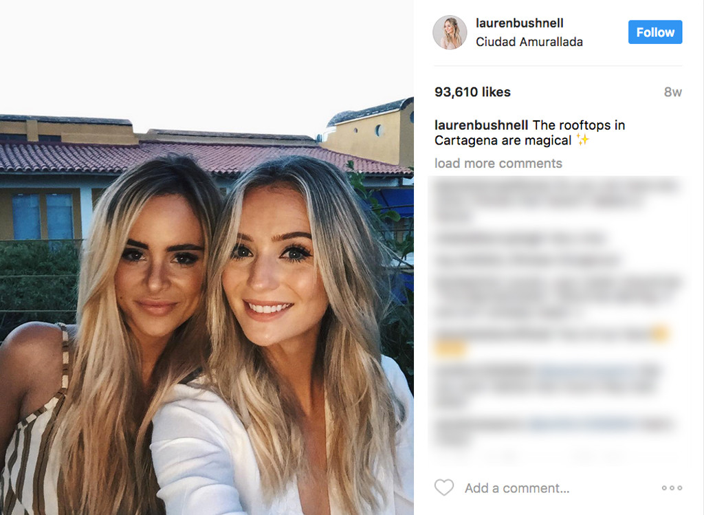 Instagram Breakup Signs, Lauren Bushnell, Ben Higgins